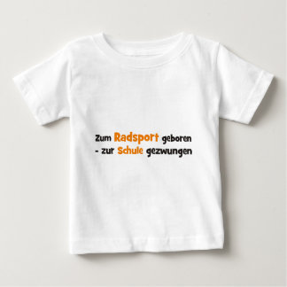 Fahrrad Baby T-Shirt