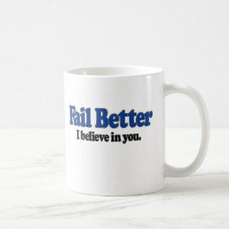 Fail Better Mugs