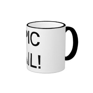 Fail Cup Ringer Mug