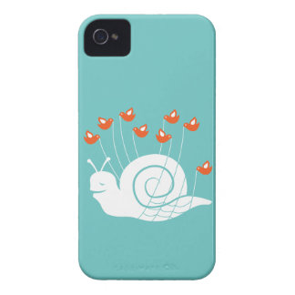 Fail Snail iPhone 4 Cover