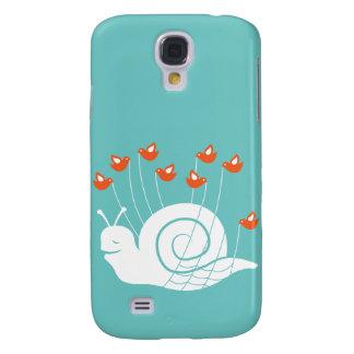 Fail Snail Galaxy S4 Covers