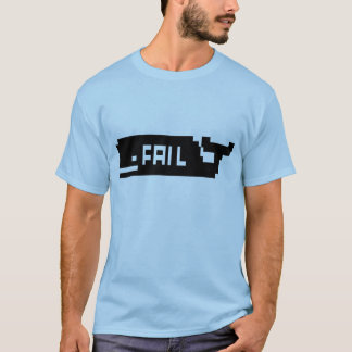 Fail Whale Shirt (Various color choices)