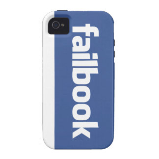 failbook iPhone 4/4S covers