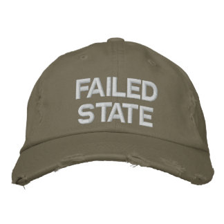 Failed State Baseball Cap