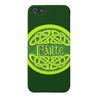 Failte - Cead Míle Fáilte iPhone 5/5S Case