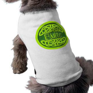 Failte Sleeveless Dog Shirt