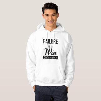 Failure is a Win Statement Shirt