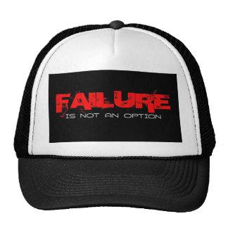FAILURE Is not an Option Mesh Hats