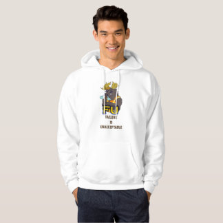 Failure is Uneceptable Hoodie