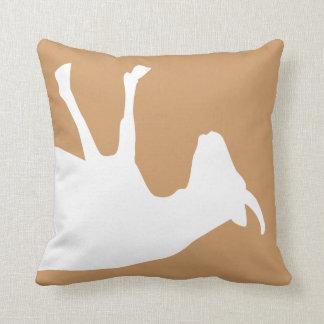 Fainting Goat Cushion