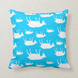 Fainting Goats Cushion