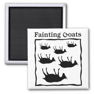 Fainting Goats Magnet