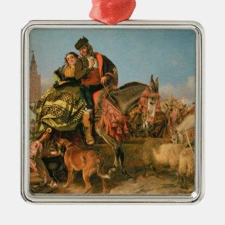 Fair at Seville Christmas Ornament