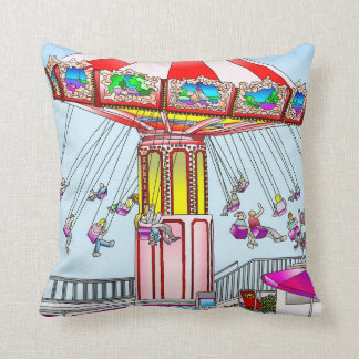 Fair ground ride cushion