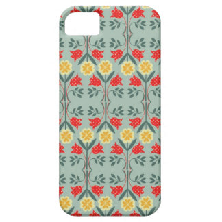 Fair isle fairisle floral rustic chic cute pattern case for the iPhone 5