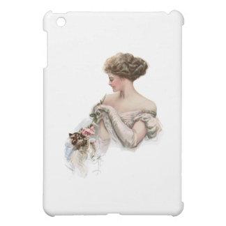 Fair Maiden Teases a Kitten Cover For The iPad Mini