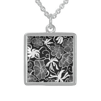 Fair Stunning Good Rational Square Pendant Necklace