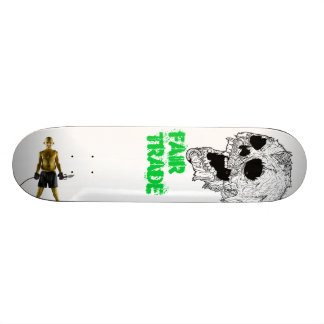 Fair Trade Skateboard Deck