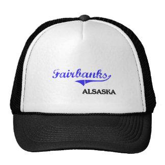 Fairbanks Alaska City Classic Cap