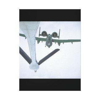 Fairchild Republic A-10A_Aviation Photograp II Canvas Prints