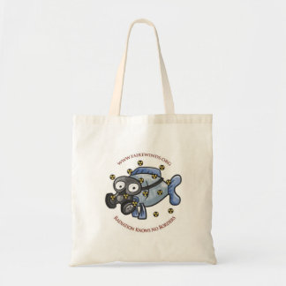 Fairewinds Radiation Fish Tote Bag