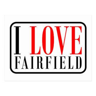 Fairfield Alabama Postcard