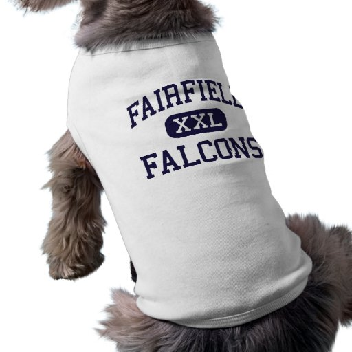 Fairfield - Falcons - High School - Goshen Indiana Dog Clothing