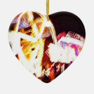 Fairground Christmas Ornament