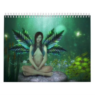 Fairie calander 2013 wall calendar