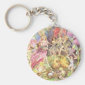 Fairies and Sprites Key Chains