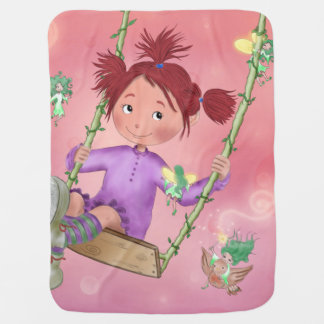 Fairies blanket