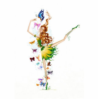 Fairies Collection Standing Photo Sculpture