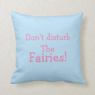 Fairies Cushion