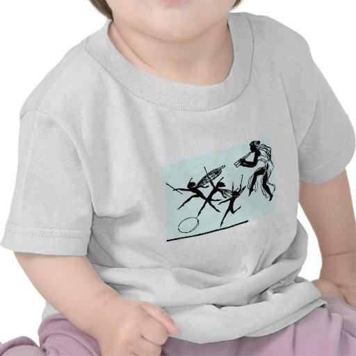 Fairies dancing tee shirt