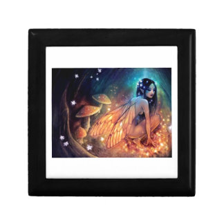 Fairies/Flairies Small Square Gift Box