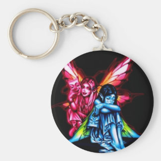 Fairies Key Ring