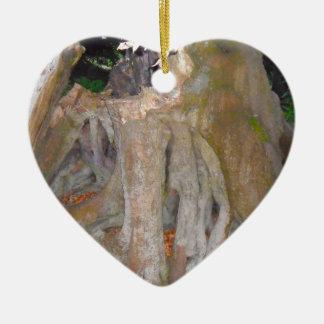 Fairies Mansion Ceramic Heart Decoration