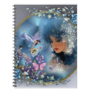 Fairies Notebook