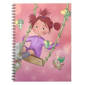 Fairies Photo Notebook