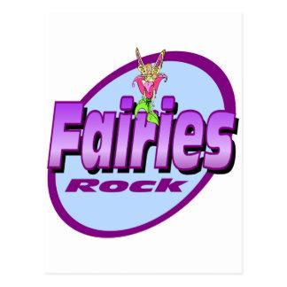 Fairies Rock Post Cards