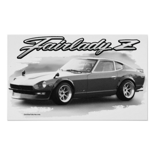 Fairlady Z poster