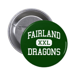 Fairland - Dragons - High - Proctorville Ohio Pin