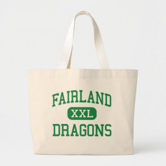 Fairland - Dragons - High - Proctorville Ohio Tote Bags