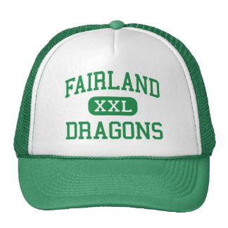 Fairland - Dragons - High - Proctorville Ohio Hat