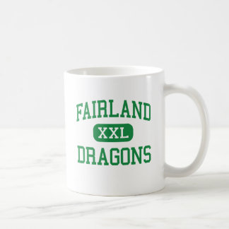 Fairland - Dragons - High - Proctorville Ohio Basic White Mug