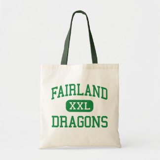 Fairland - Dragons - High - Proctorville Ohio Tote Bag