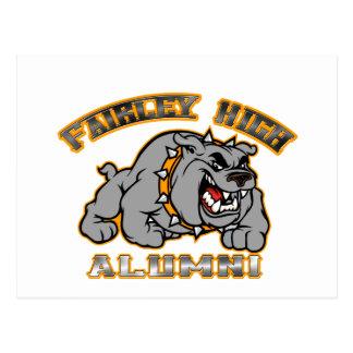 Fairley High Alumni Postcard