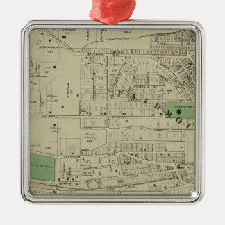 Fairmount, Mt Harrison, Ohio Christmas Ornament