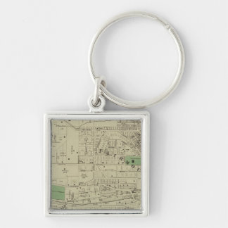 Fairmount, Mt Harrison, Ohio Key Ring