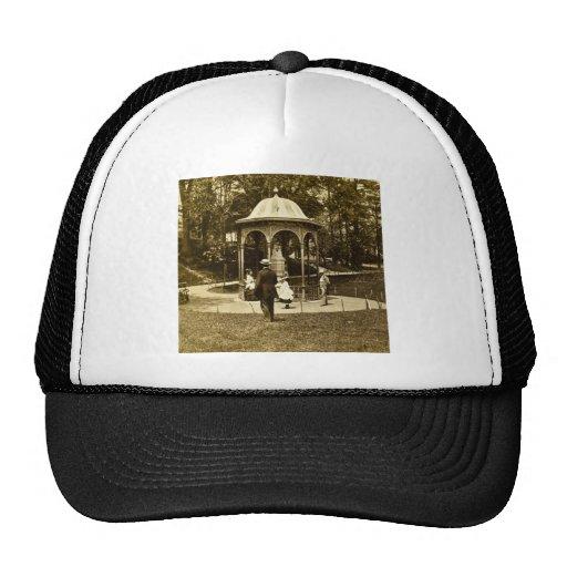 Fairmount Park Vintage Philly 1902 Mesh Hats